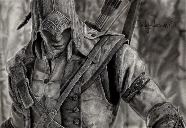 Assassin's Creed by cindy-dessin